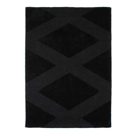 5A Fifth Avenue Black Cuba Rug