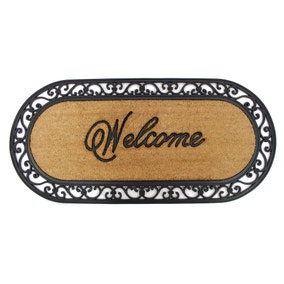 Welcome Patio Mat