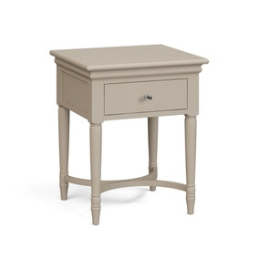 Blakely Taupe Nightstand