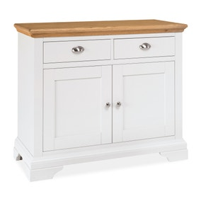 Eaton Two Tone Narrow Sideboard