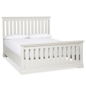 Blakely Cotton High Foot Bedstead