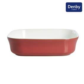 Denby Pomegranate Square Dish