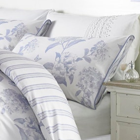 Holly Willoughby Rene Blue Pillowcase