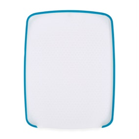 Reo White and Blue Chopping Board