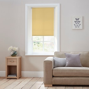 Ochre Value Daylight Roller Blind