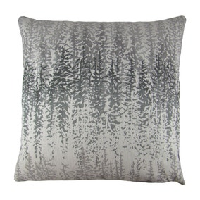 Margo Grey Forest Cushion Cover