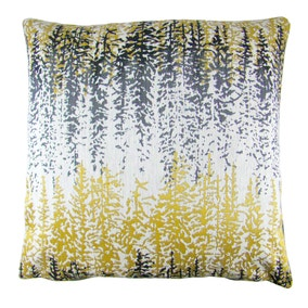 Margo Ochre Forest Cushion Cover