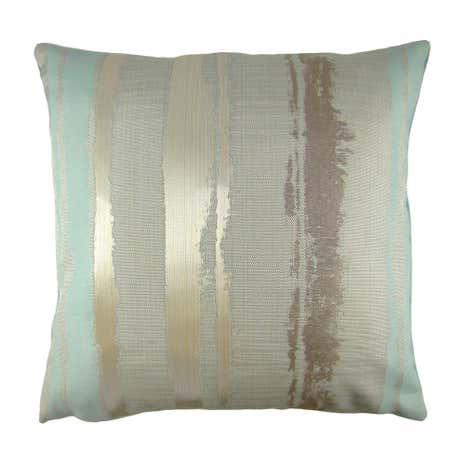 Margo Duck Egg Stripe Cushion Cover Part 76