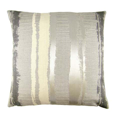 Great Margo Grey Stripe Cushion Cover Part 26