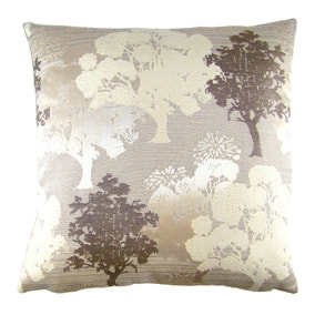 Margo Mink Trees Cushion Cover