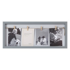 Essentials Grey Peg Frame
