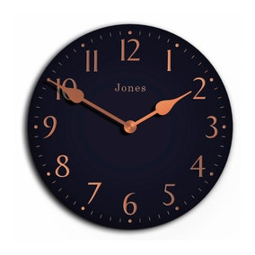 Jones Irish Wall Clock