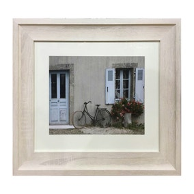 Maison Francaise Bicycle Frame Print