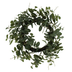 Eucalptus Wreath