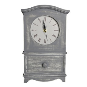 Maison Francaise Wooden Mantle Clock