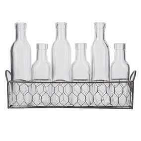 Keepers Lodge Glass Bottle Crate
