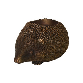 Keepers Lodge Hedgehog Tealight Holder