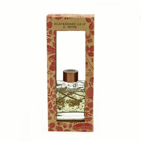 Keepers Lodge Blackberry Leaf and Musk Reed Diffuser