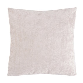 Chenille Cream Cushion