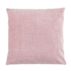 Chenille Blush Cushion