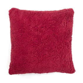 Teddy Bear Claret Cushion