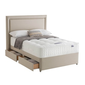 Silentnight Premier 2600 Platform Top Divan Set