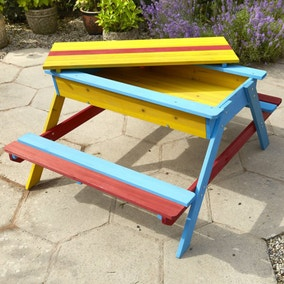 Childrens Picnic Bench