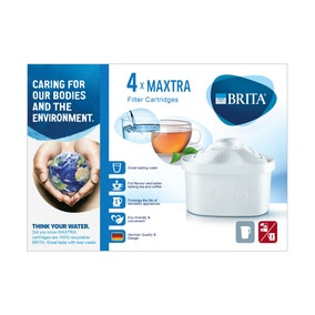 Brita Maxtra Filters Pack of 4