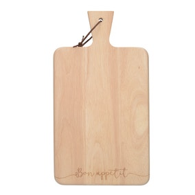 Bon Appetit Wooden Chopping Board