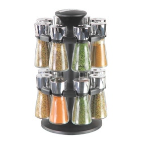 Cole & Mason 16 Jar Herb and Spice Carousel