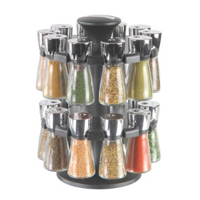 Cole & Mason 20 Jar Herb and Spice Carousel