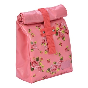 Polar Gear Pink Floral Lunch Cooler Bag