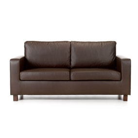 Max 3 Seater Faux Leather Sofa. Loz_exclusively_online