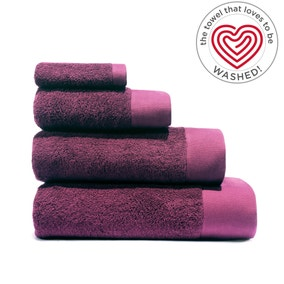 Air Rich Mulberry Towel