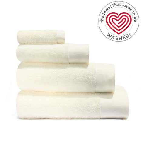 Air Rich Cream Towel