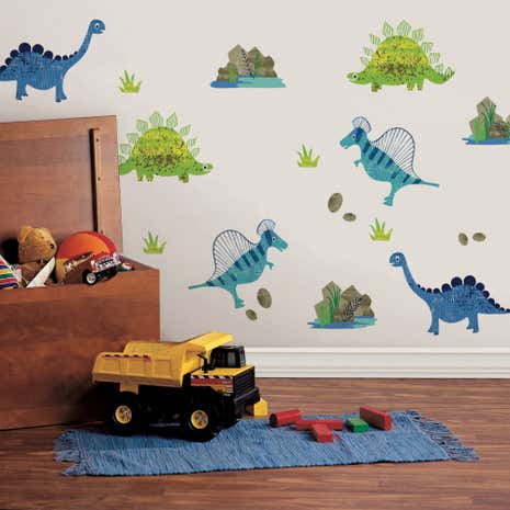Roar Wall Stickers Part 75