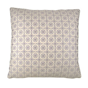 Agadir Mauve Cushion Cover