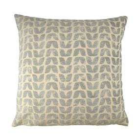 Aria Grey Cushion Cover