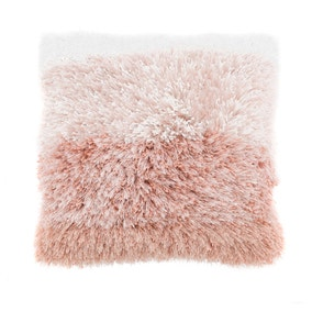 Avery Blush Sparkle Cushion