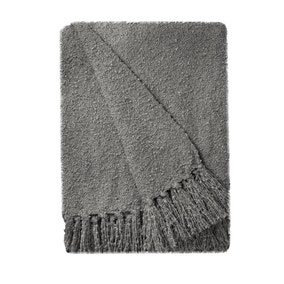 Bexley Charcoal Throw