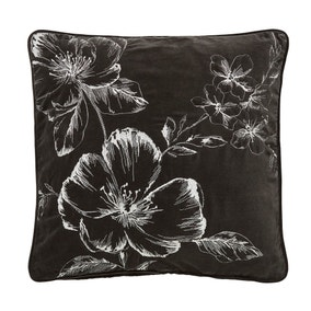 Chalk Floral Cushion