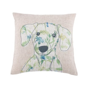 Charlie Dog Cushion Cover