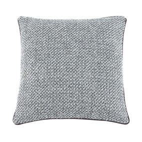 Elements Grey Domino Cushion
