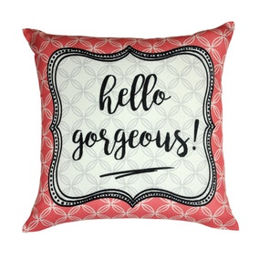 Elements Hello Gorgeous Cushion Cover