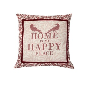 Home is a Happy Place Cushion