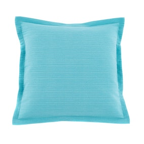 Oxford Edge Dusty Blue Cushion