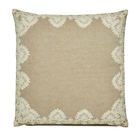 Pippa Lace Cushion