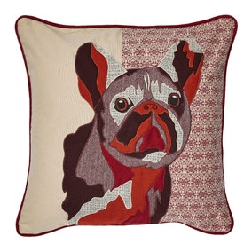 Roxy French Bull Dog Cushion