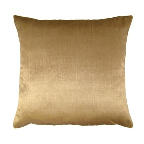 Shimmer Gold Cushion Cover