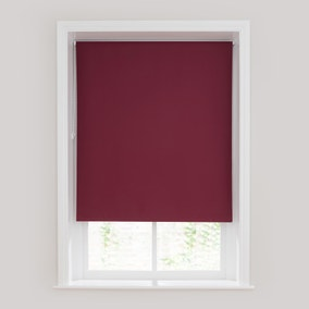 Mulberry Blackout Roller Blind